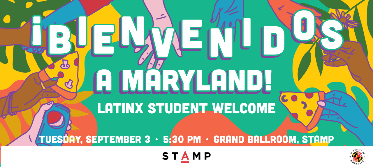 Latinx student welcome event